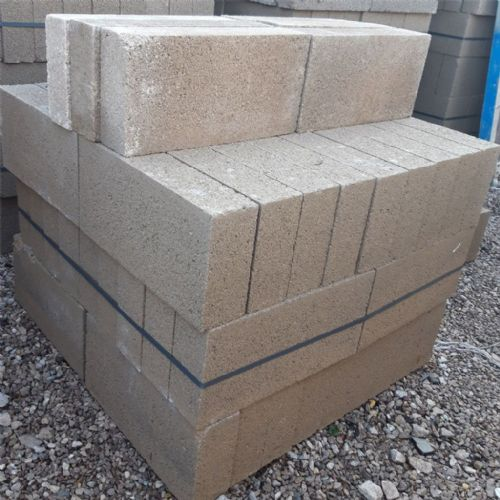 "Concrete Blocks '4"" Solid'"